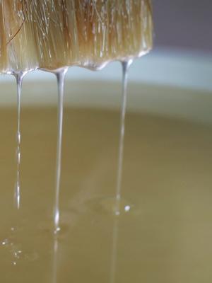 Grinder oil
